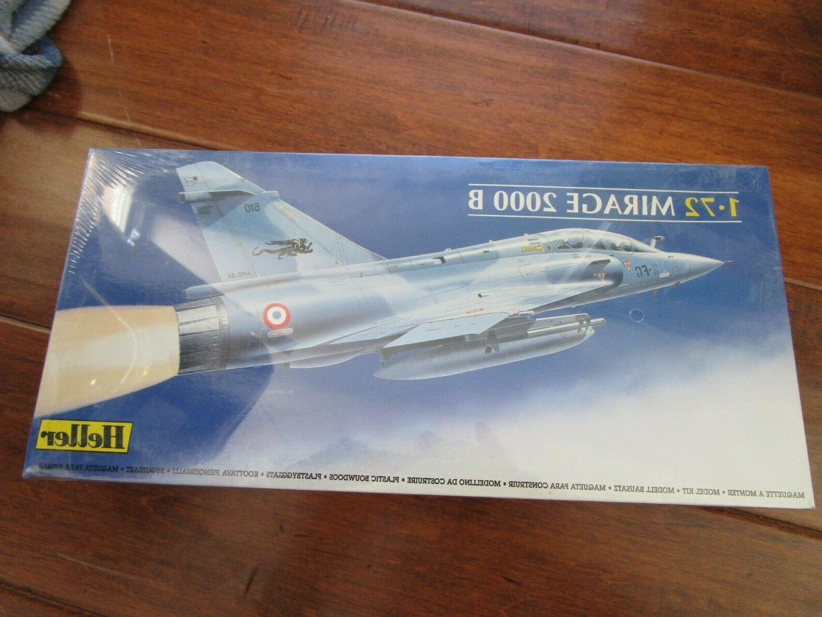 new mirage 2000 b 1 72 scale