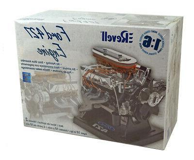 NEW! 427 WEDGE Model Kit