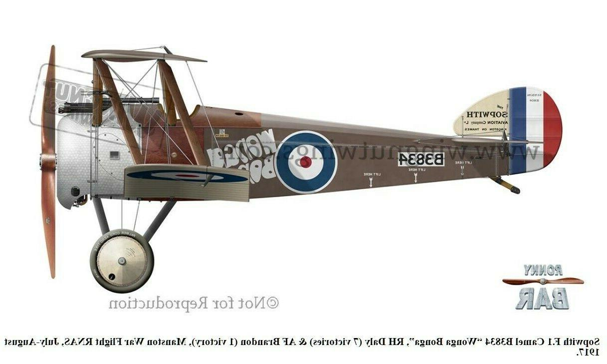 *NEW, 1/32 Sopwith 'Clerget' Model