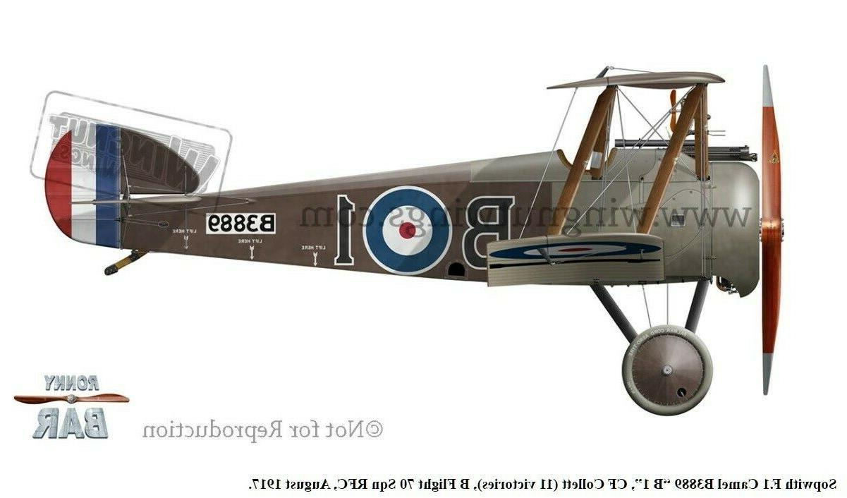 *NEW, SEALED* Wingnut 1/32 'Clerget'