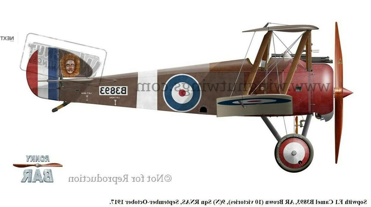 1/32 Sopwith Camel 'Clerget'