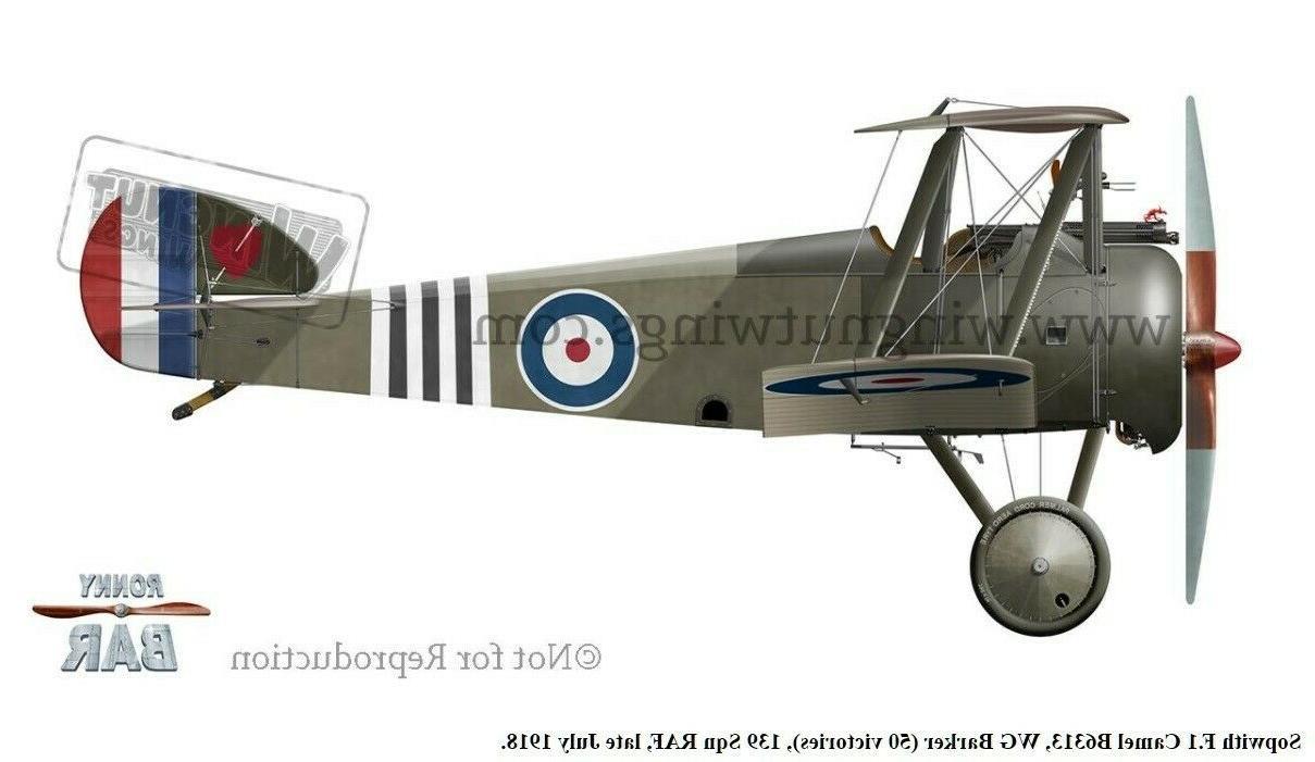*NEW, SEALED* 1/32 F.1 'Clerget' Model Kit