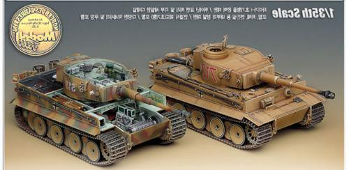 Academy no.13239 TIGER-I VERSION Model