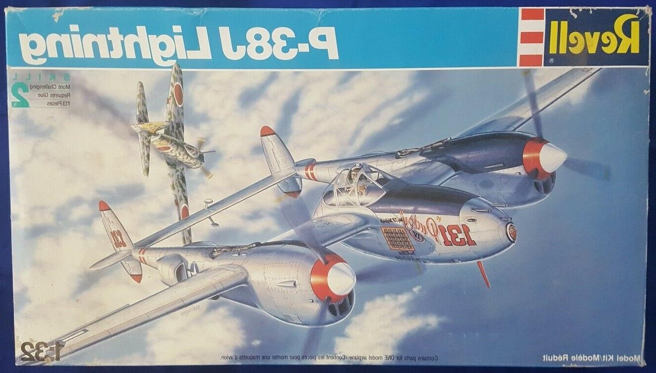 p 38j lightning 1 32 scale model