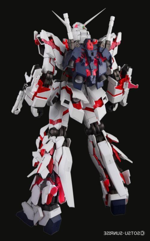 Bandai Hobby Unicorn Gundam