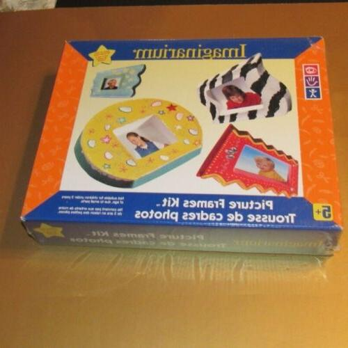 picture frames kit 5 years old 4