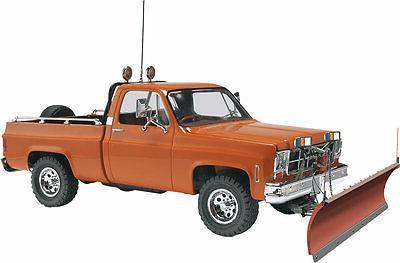 plastic model kit gmc pickup