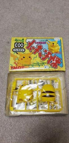 Pokémon Kit 003 Pikachu Model tomy