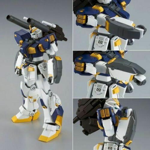 BANDAI 1/144 Gundam RX-78-6 Mudrock Model Kit