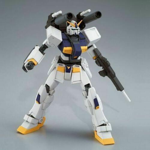 BANDAI HGUC 1/144 Gundam RX-78-6 Model