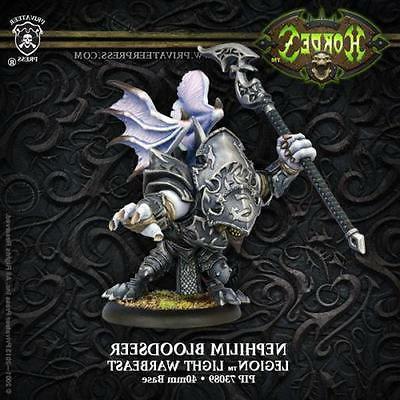 Privateer Press Hordes Legion Nephilim Bloodseer Model Kit P