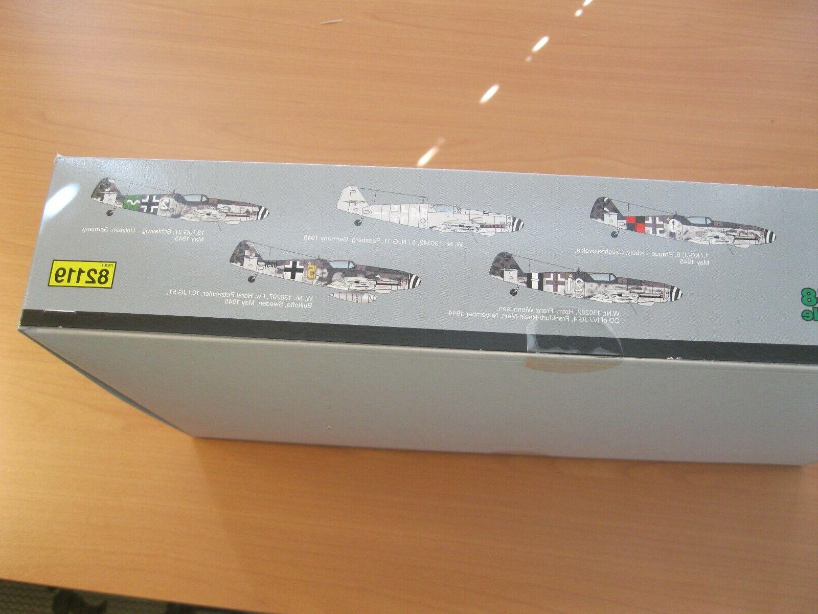 Eduard ProfiPack 109G-10 plastic
