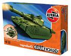 Airfix QUICK BUILD Green Challenger Tank Plastic Model Kit J