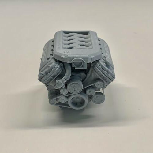 Resin Engine Ford Model 1/25