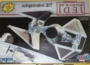 Star the Jedi Tie Model Kit