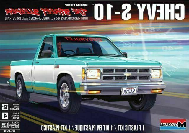 revell 1 25 chevy s 10 custom