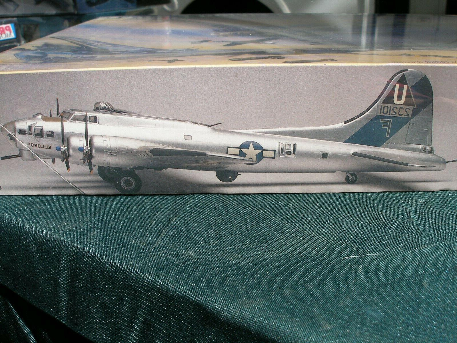 REVELL / MONOGRAM #85-5600 B17G FLYING 1/48 SCALE NEW SEALED IN BOX