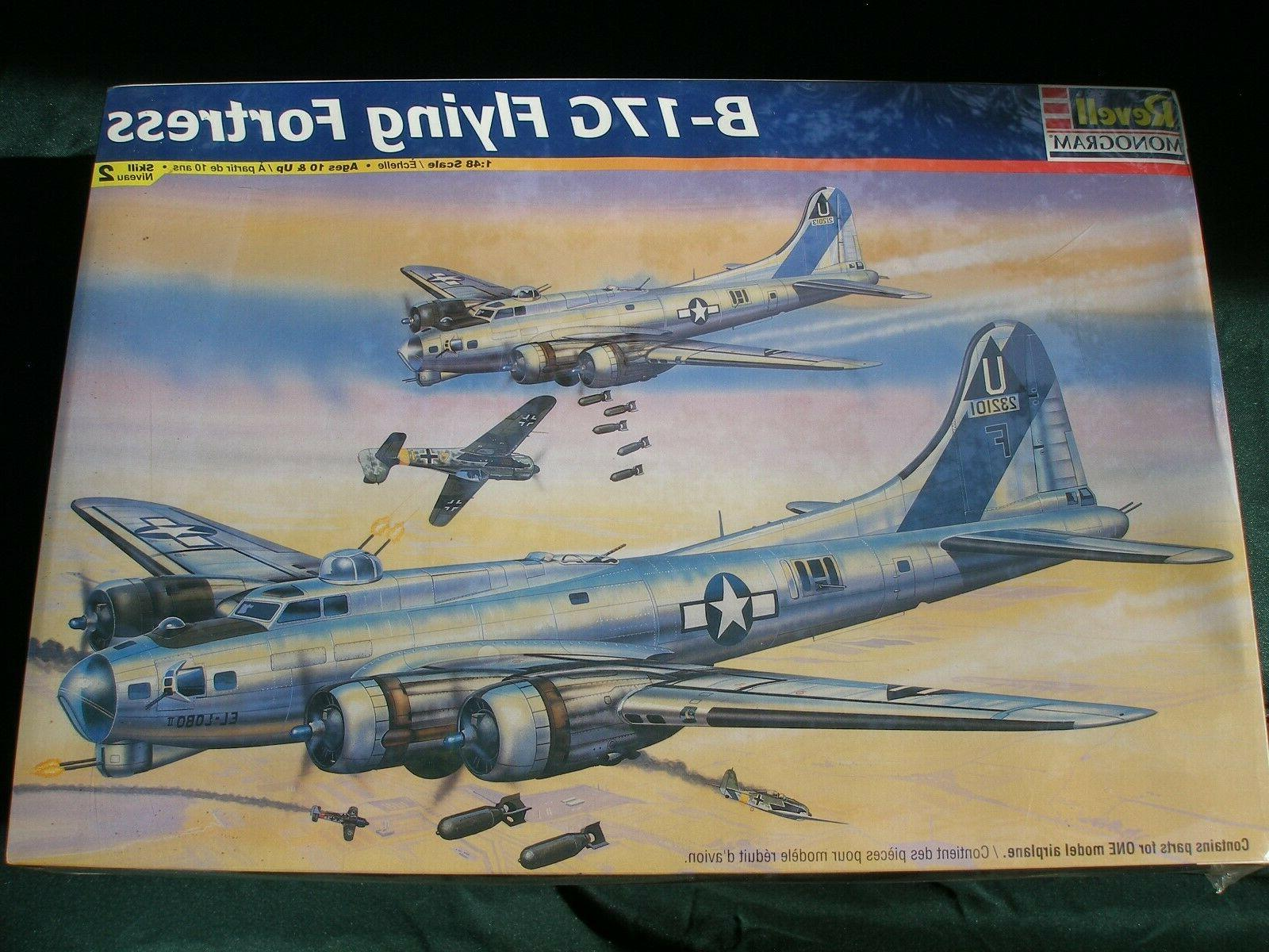 revell monogram 85 5600 b17g flying fortress