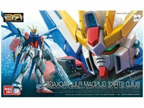RG Real Grade #23 Build Strike Gundam Full Package 1/144 mod