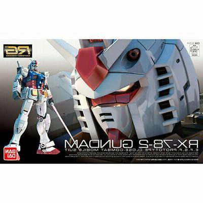 rg rx gundam model kit