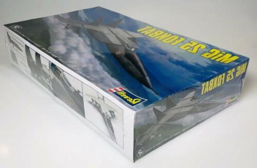 Revell MiG Foxbat Model 1:48 Scale Ages Up