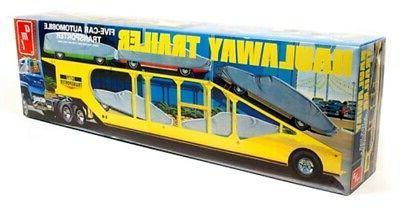 skill 3 model kit haulaway trailer 5