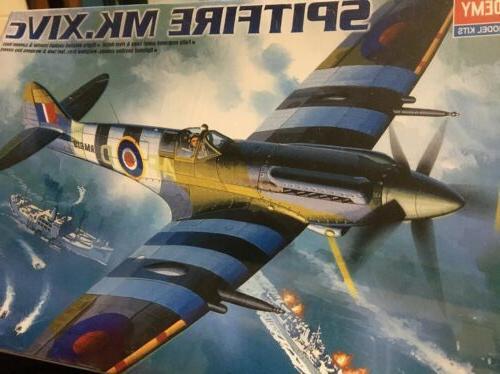 spitfire mk xivc 2157 1 48 model