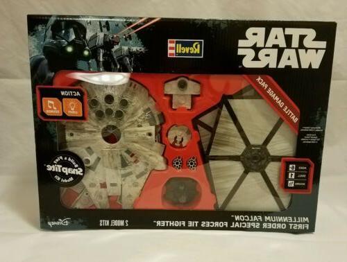 Star Wars Battle 2 Tie Kit Sounds