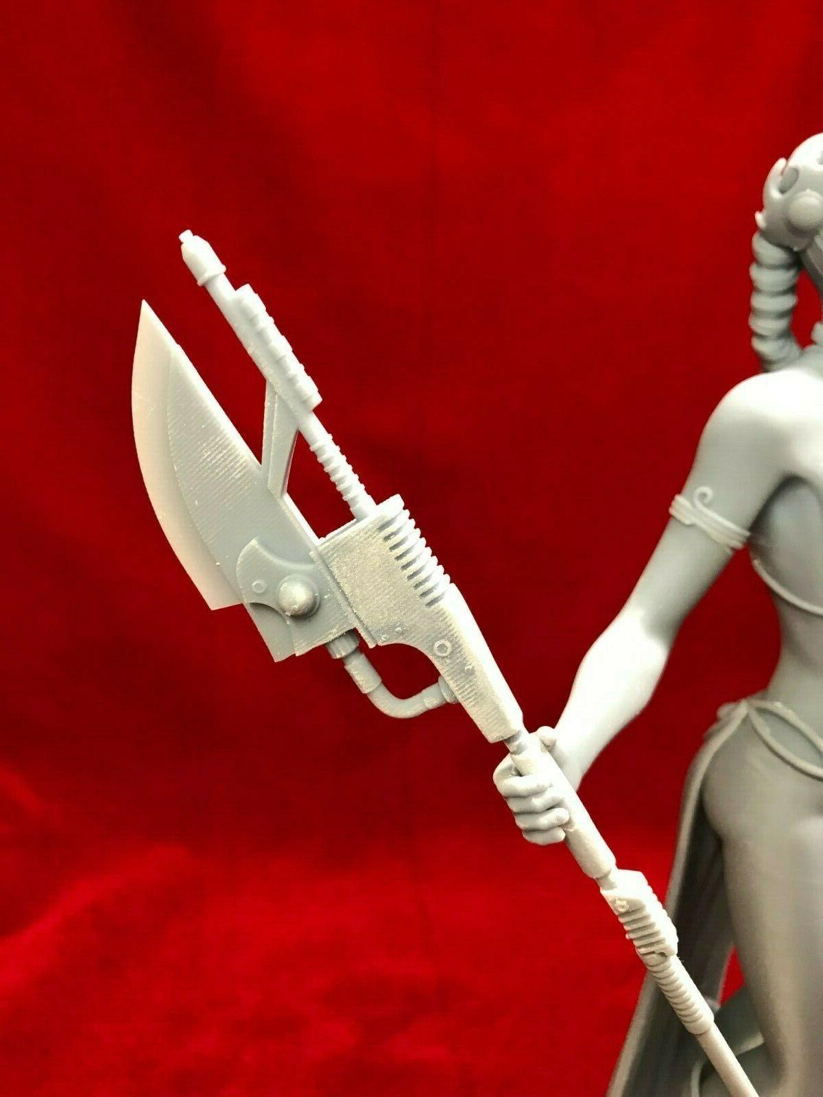 "Star ""Slave Leah"" Fan / Figure Model Kit-1/8 scale."