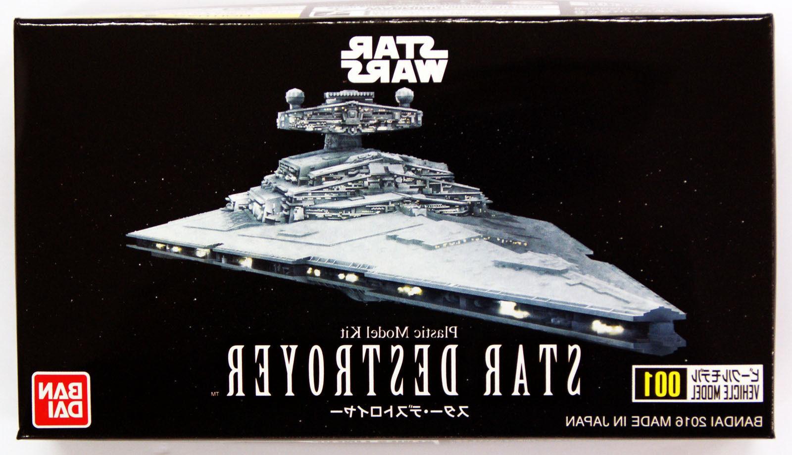 Bandai Wars Model Star Destroyer non 048848