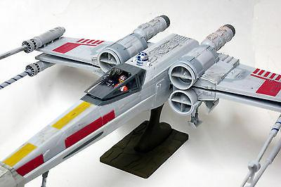 "Revell X-Wing Fighter Tite Max Plastic 17"" long"