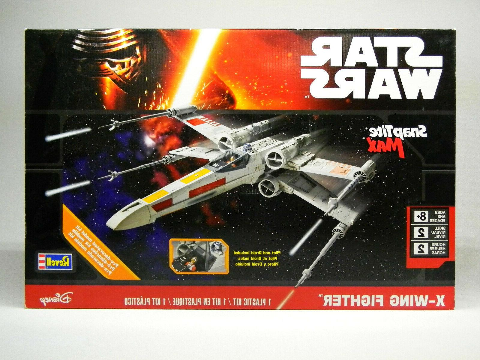 star wars wing fighter snap