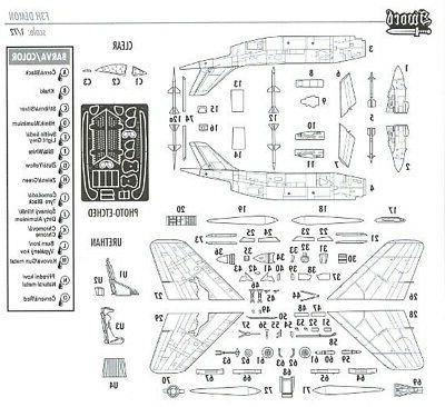 Sword Models 1/72 F3H-2 Jet