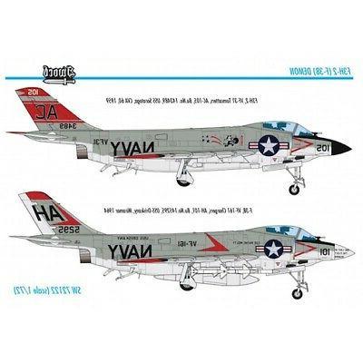 Sword Models MCDONNELL F3H-2 Jet