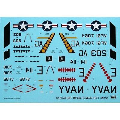 Sword Models 1/72 F3H-2N/M U.S. Jet