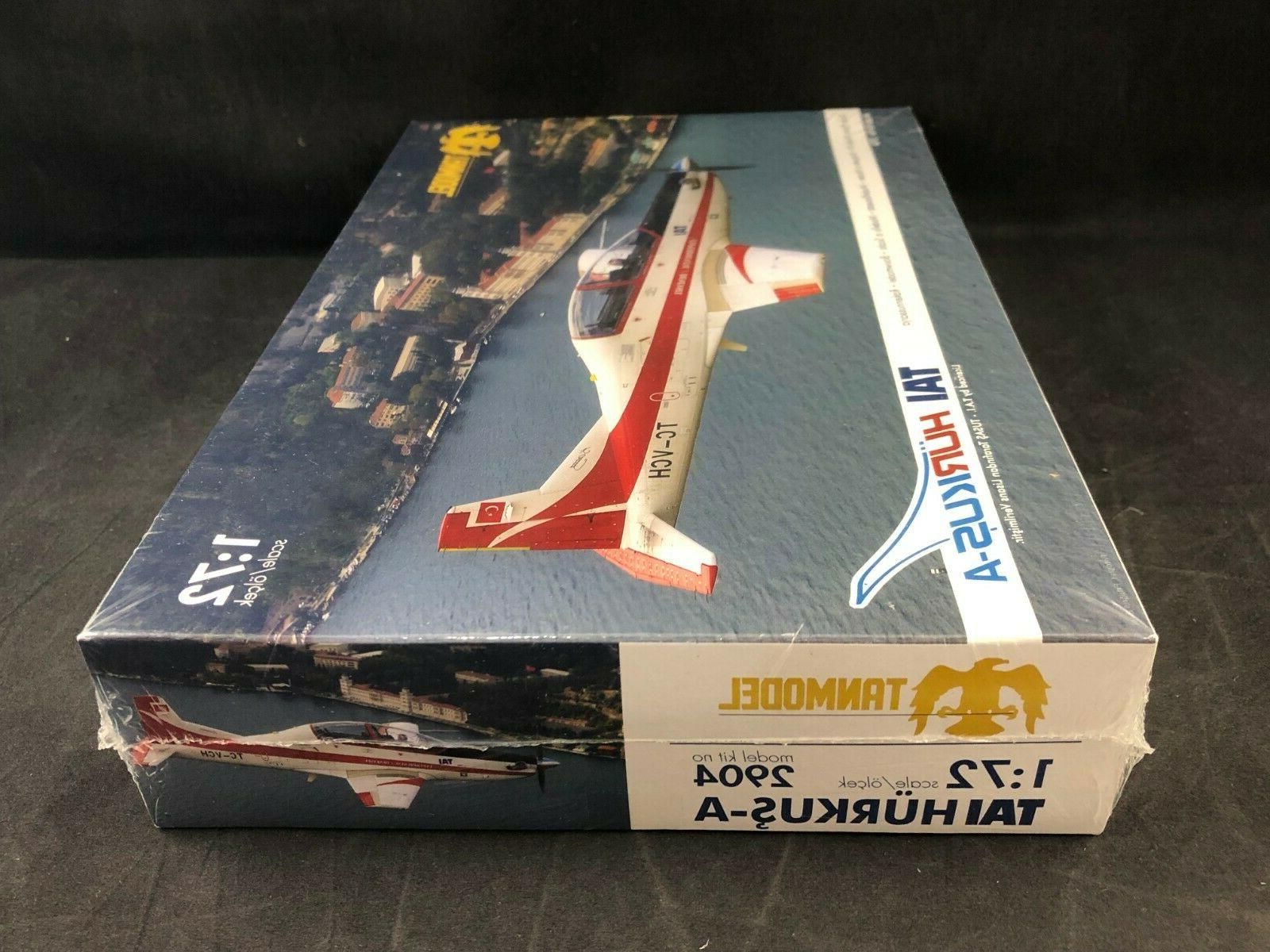Tan Airplane 1:72 Model Kit in Box