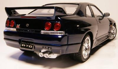 Tamiya 1/24 Scale Model Sports Nissan GT-R V-Spec