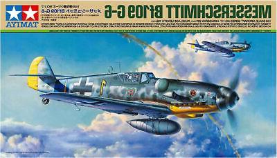 tamiya messerschmitt bf 109 g 6 luftwaffe