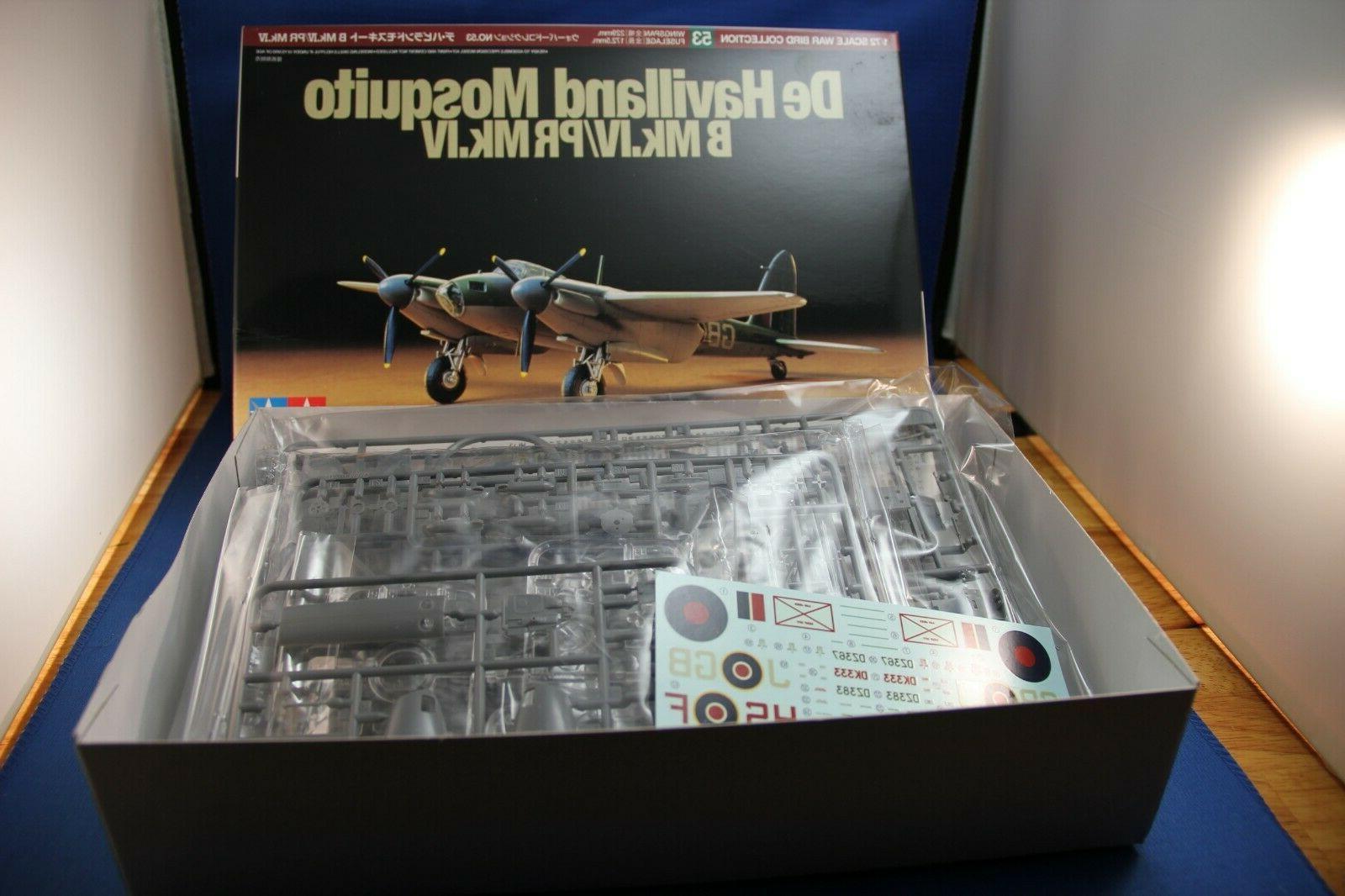 tamiya1 72 model plane kit nib de