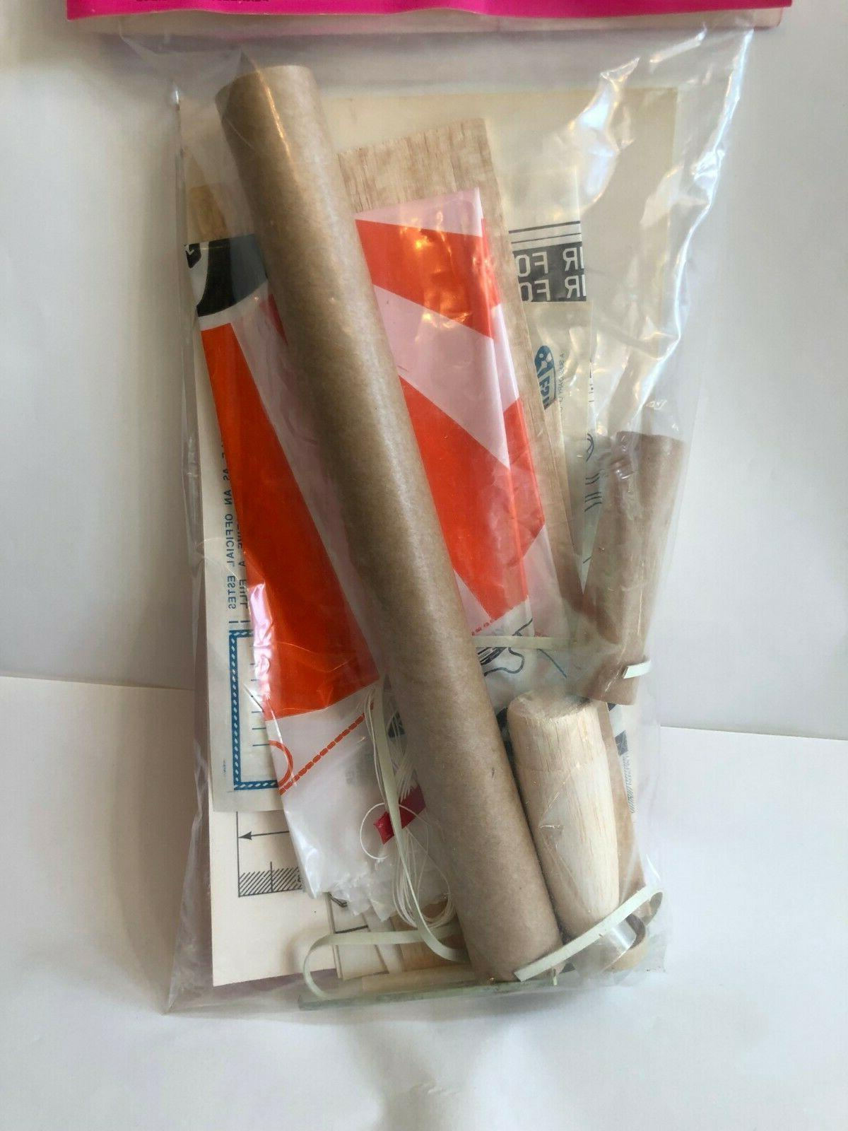 Estes TEROS, Kit Scram Nose, Vintage, UNOPENED