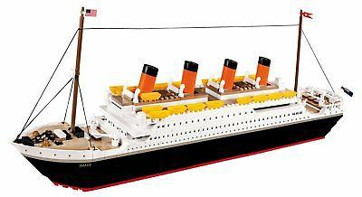 Titanic Building Model Set For Toy 3D