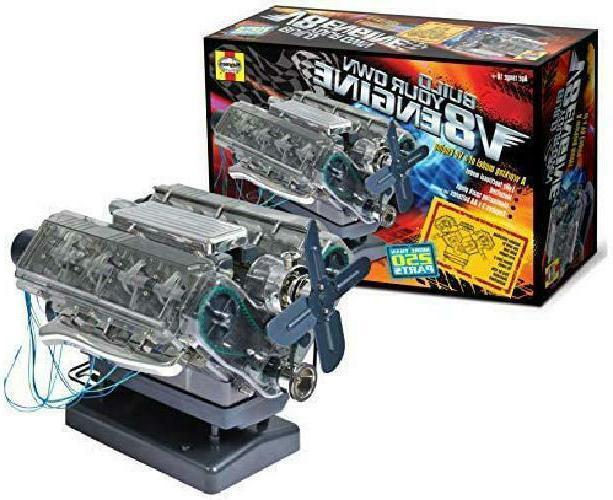 Your V8 Engine