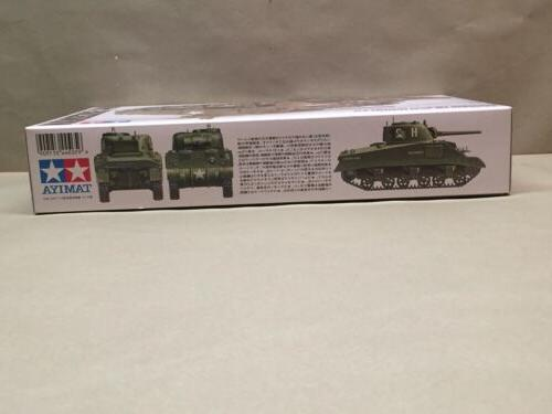 TAMIYA U.S. Tank M4 Sherman Early