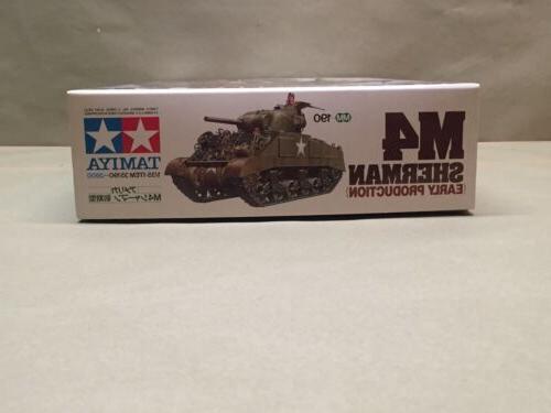 TAMIYA Medium M4 Sherman 1:35 kit 35190