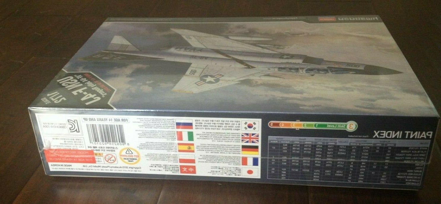 Academy USN Jolly Rogers Kit # 12529, Scale,