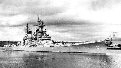 """USS Iowa 1/200 Scale 53"""" Plus Free totalnavy.com"""