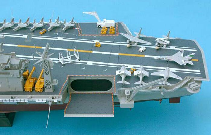 Trumpeter USS 1975 Military Ship 1/350
