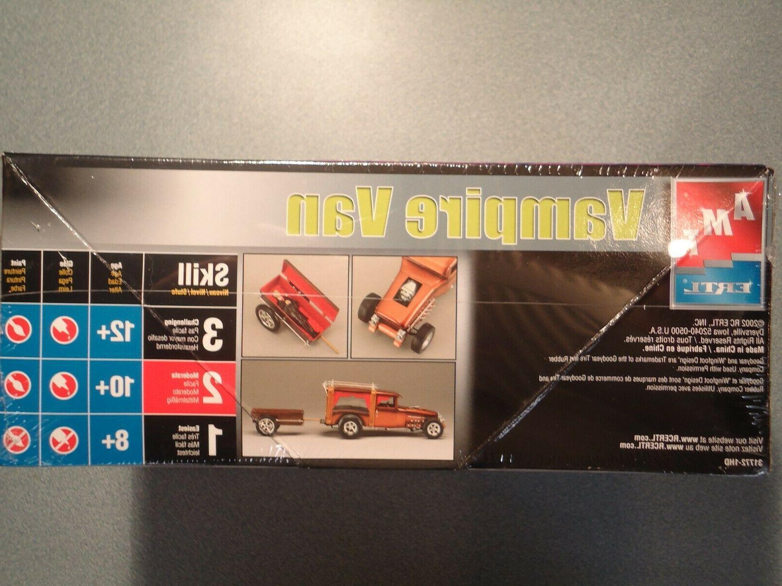 AMT Vampire Customs Model Kit 1:25 – Sealed Box