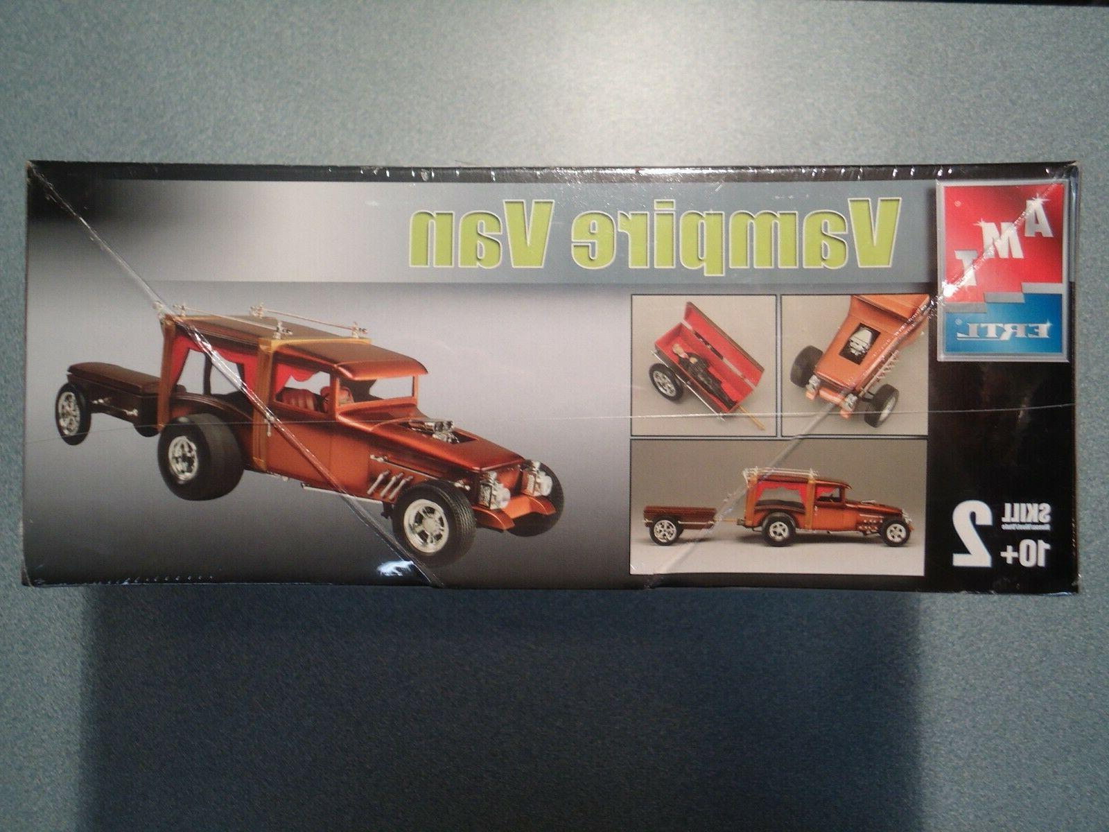 AMT Vampire Van Customs Model Kit 1:25 –