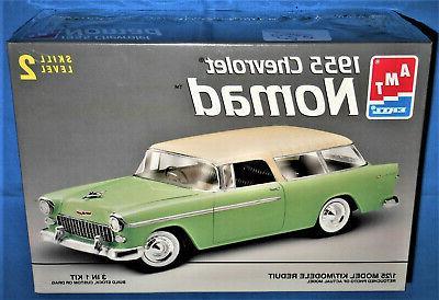 vintage 1997 1955 chevy nomad model kit